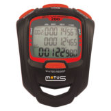 Cronometro con interval training e 200 lap - Motus MT50